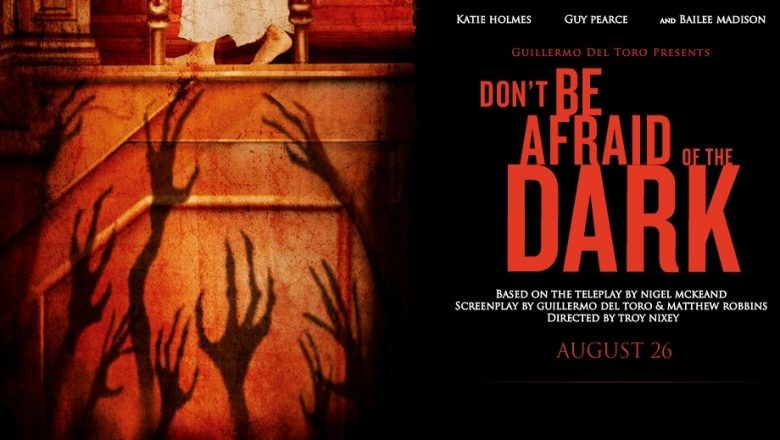 Don't Be Afraid of the Dark Movie Review