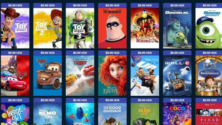 18 Best Movies From Pixar Ever